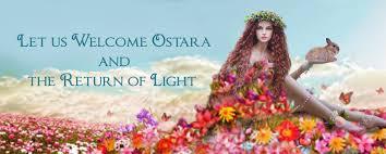 Welcome Ostara